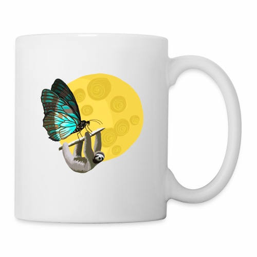 Fly me to the moon - Tasse