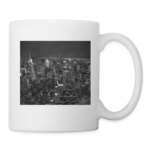 Manhattan at night - Kop/krus