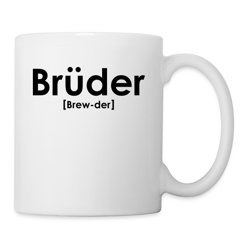 Brüder IPA - Mug