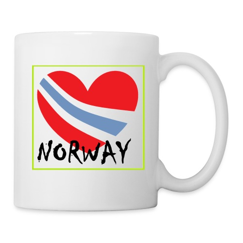 Love Norway - Kopp