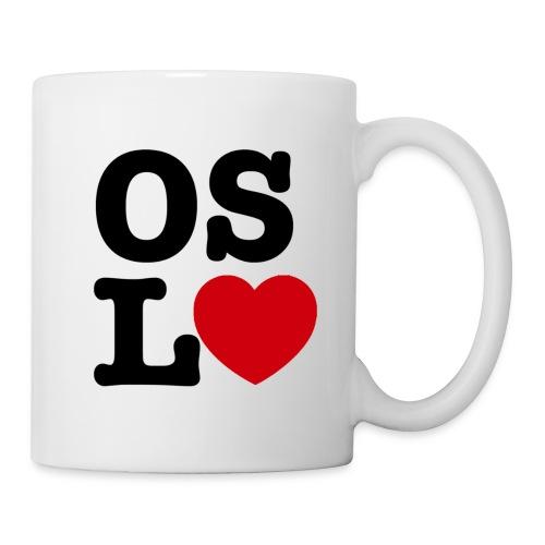 Oslove - OSL♥ - Kopp