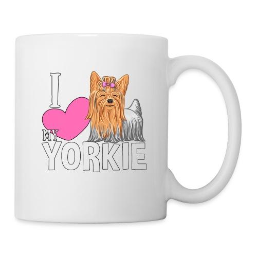 I love my Yorkie - Muki