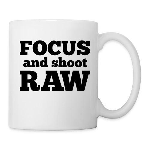 Focus and shoot RAW - Mok