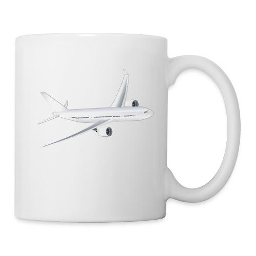 Flugzeug - Tasse