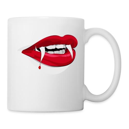 Vampire lips - Tasse
