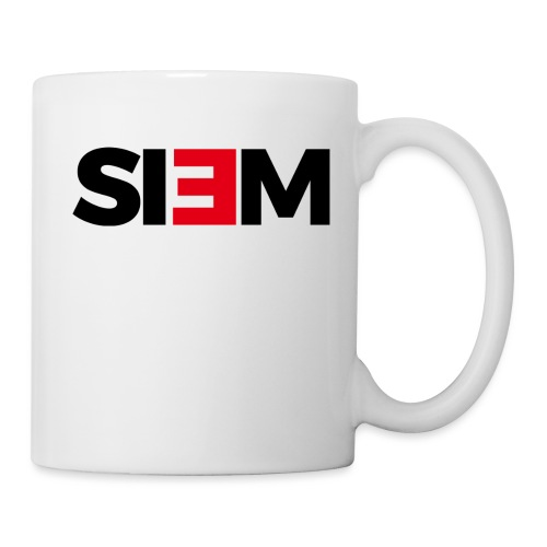 siem_zwart - Mok