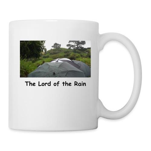 The Lord of the Rain - Neuseeland - Regenschirme - Tasse