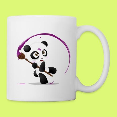Painting Panda - Tasse