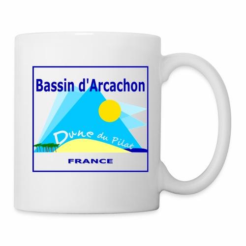 Bassin d'Arcachon - Dune du Pilat - Mug