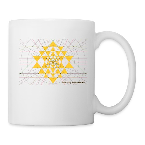 sri yantra 500mm - Tasse