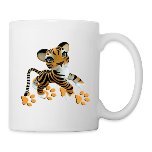 Kleiner Tiger - Tasse