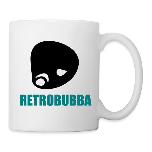 RetroBubba-logotyp - Mugg