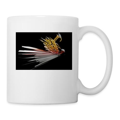 Abstract Bird - Mug