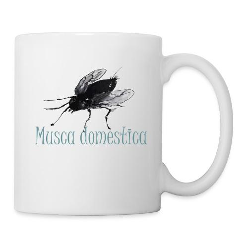 Musca domestica, eine Homage... - Tasse
