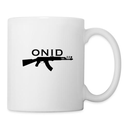 logo ONID-22 nero - Tazza