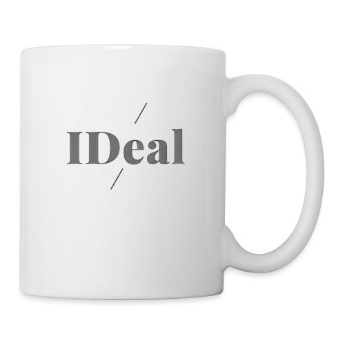 IDeal logga 2 - Mugg