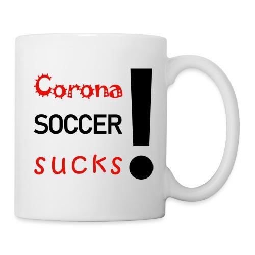 Corona Soccer sucks - Tasse