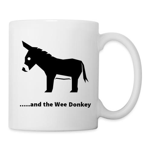 AND THE WEE DONKEY - Mug