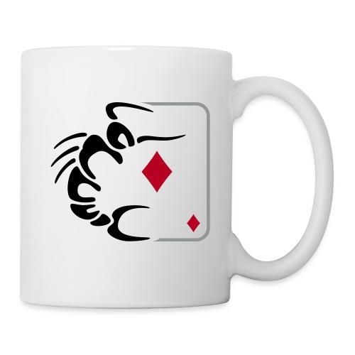 POPC Logo 02 - Mug blanc