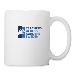 Teachers across borders logga - Mugg
