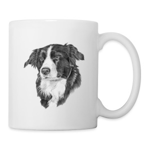 border collie S - Kop/krus