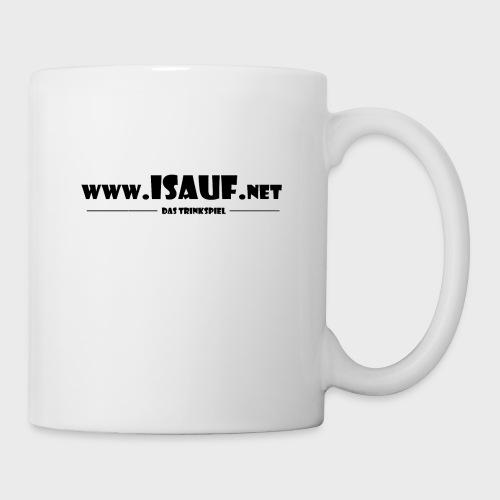 iSauf Logo 3 - Tasse