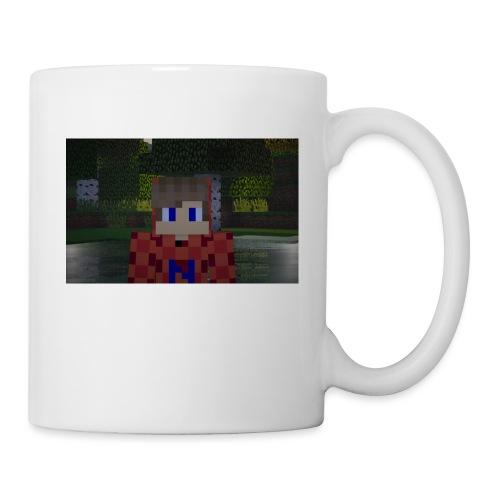Mein Minecraft-Skin - Tasse