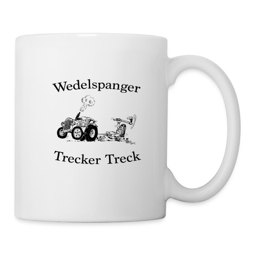 Wedelspanger Trecker Treck - Tasse