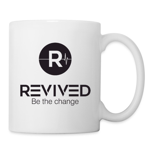 Revived be the change - Mug