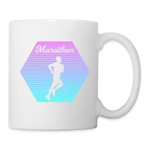 Marathon Retro - Tasse