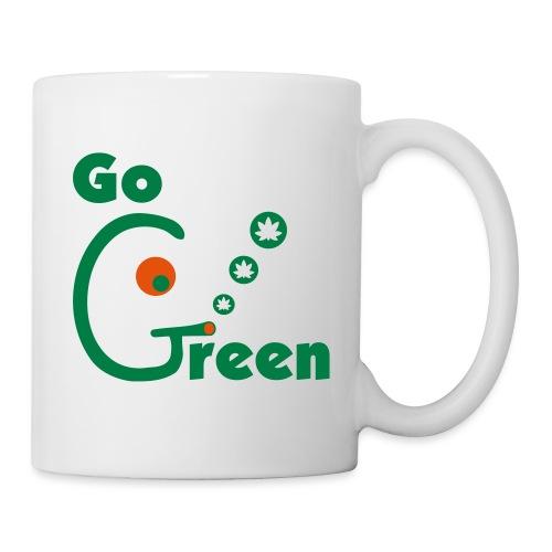 Go Green - Mug