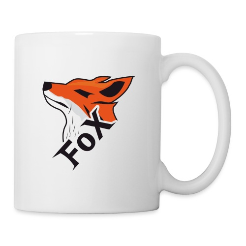 FoX Black&White Edition - Tasse