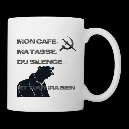 Life is Feudal - Café - Mug blanc