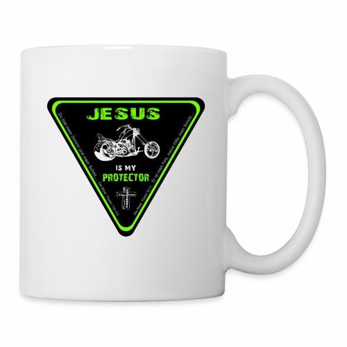 Jesus is my Protector - Tasse