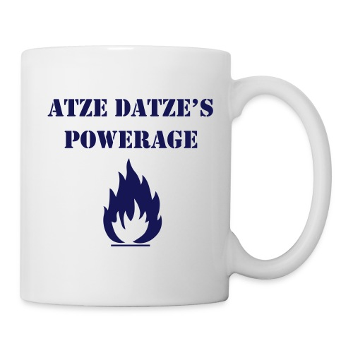 Atze Datze Logo - Tasse