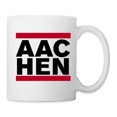 aachenwhite - Tasse