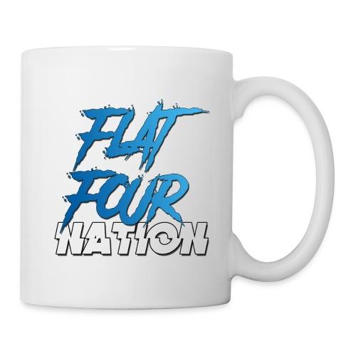 Flat Four Nation - Mug