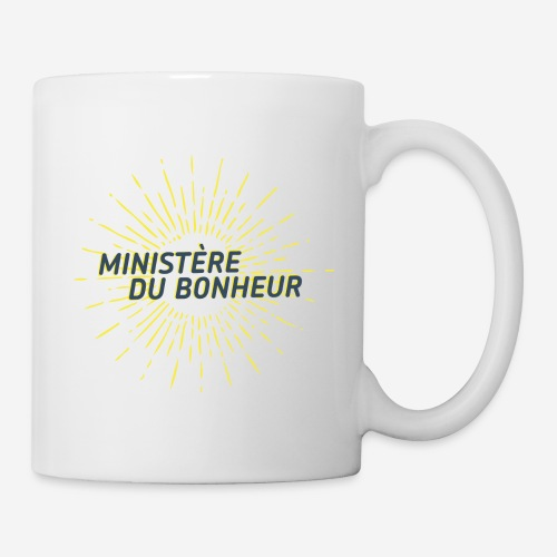 Ministère du Bonheur - Mug blanc