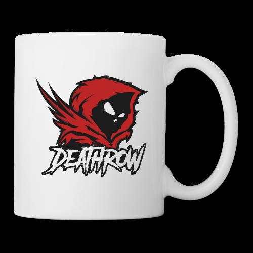 DeathRow_V1 - Mug blanc