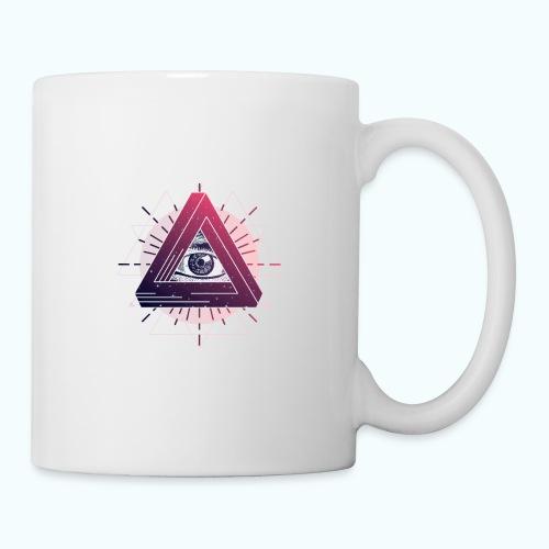 All Seeing Eye - Mug