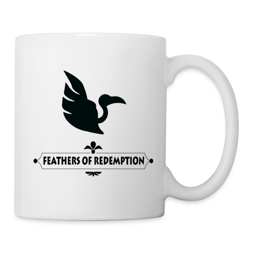 Feathers of Redemption - Mug