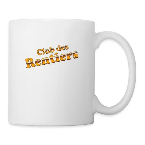 logo CDR HD - Mug blanc