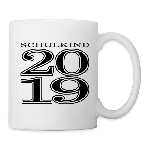 Schulkind 2019 - Tasse