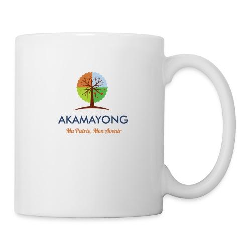 akamayong - Mug blanc