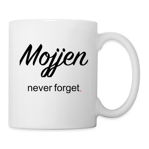 Mojjen - Never forget - Mugg