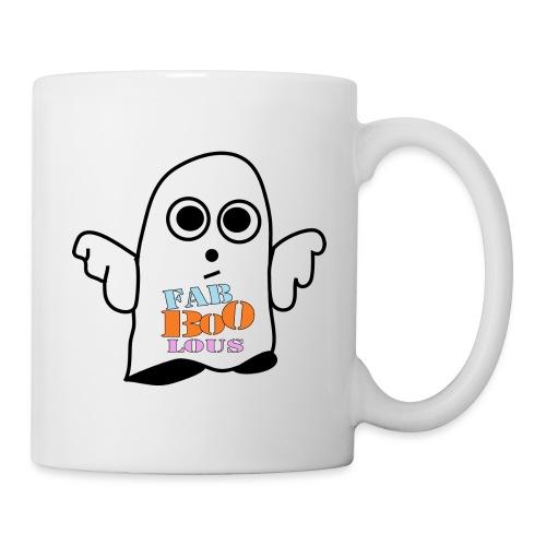 Halloween Geist BOO - Tasse