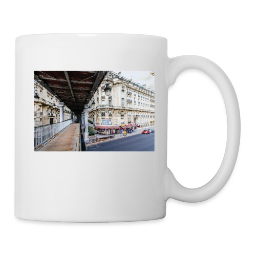 paris - Mug blanc