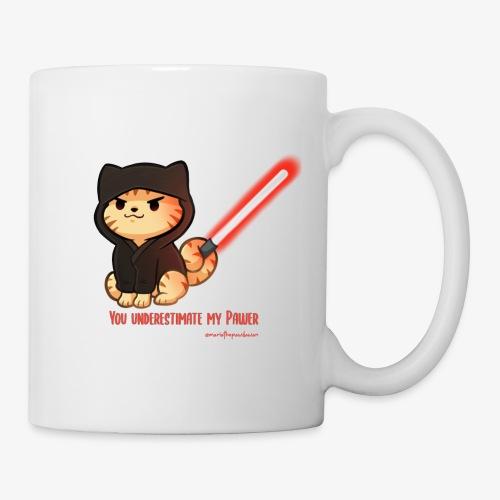 You underestimate my pawer - Mug