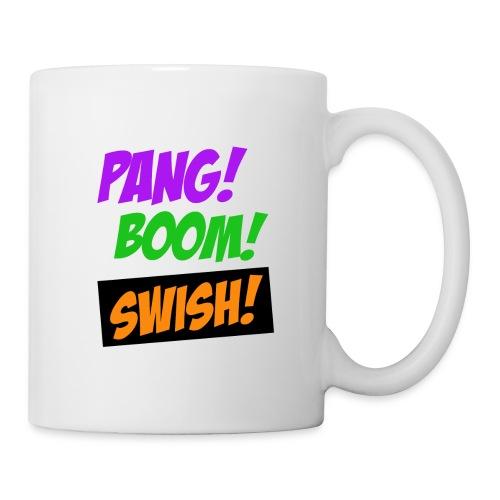 Pang! Boom! Swish! - Mugg
