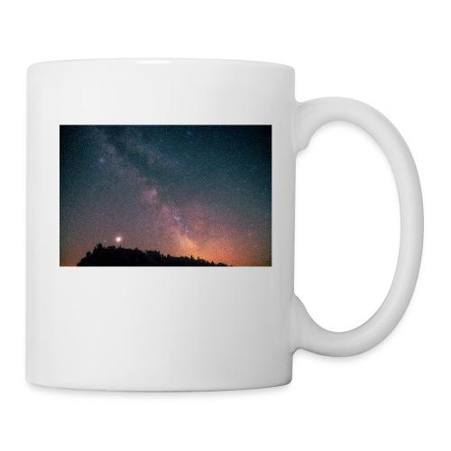 Milchstraße Fotografie Galaktisches Zentrum - Tasse